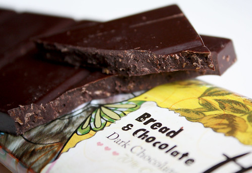 Theo Chocolate - Bread & Chocolate
