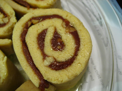 GF cinnamon rolls!!
