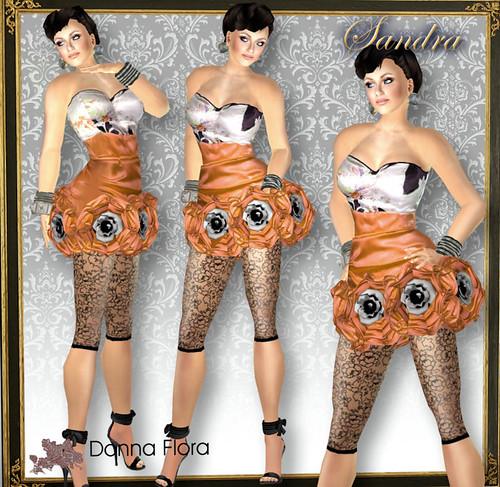 50L Weekend Fever Donna Flora dress