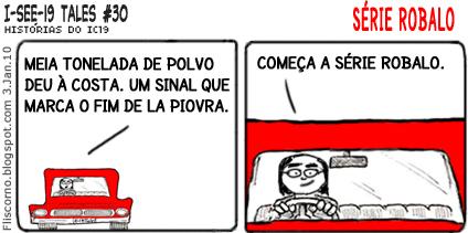 Série Robalo