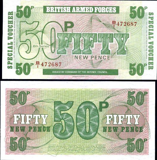 50 pencí Veľká Británia, 6. séria