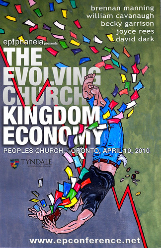 The Evolving Church: Kingdom Economy