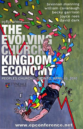 The Evolving Church: Kingdom Economy