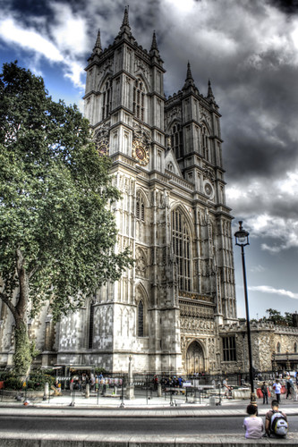 Westminster Abbey. London. Abadía de Westminster, Londres.