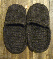 House Slippers Post-felt