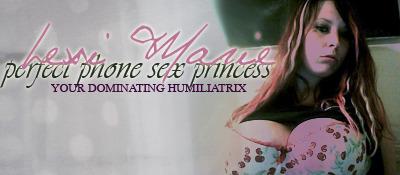 Perfect Phone Sex Princess