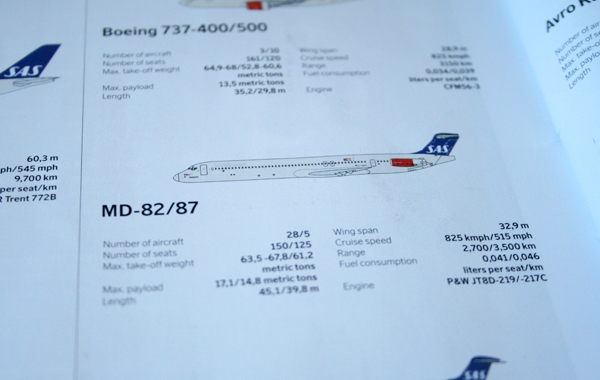 boarding card sas