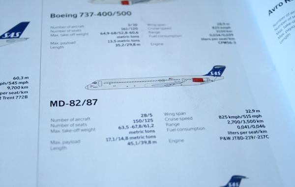 boarding card sas