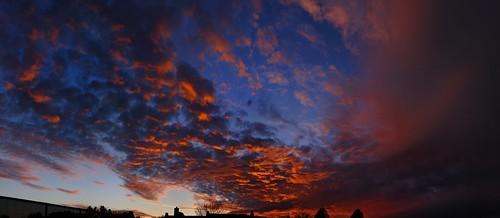 Beautiful West Texas Sunset