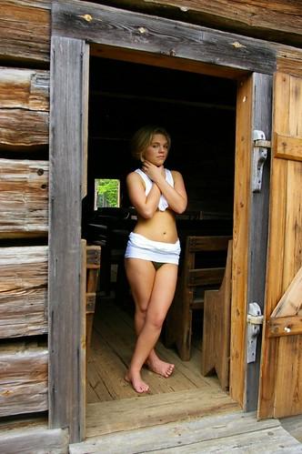 Деревенский голый девушки фото45