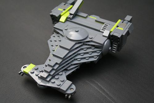 Warhammer 40k Tau Devilfish APC