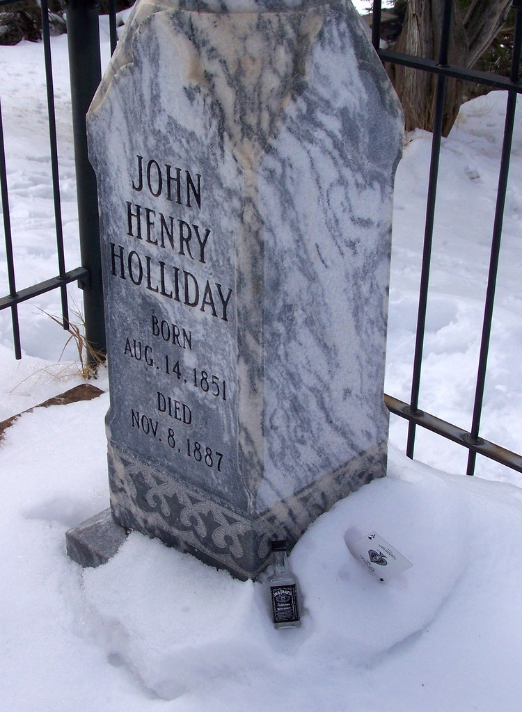 Doc Holliday Memorial