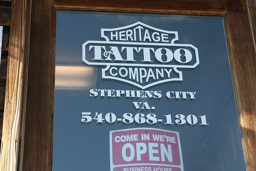 20100109 - Heritage Tattoo. 95 photos