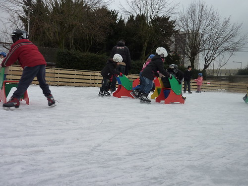 Patinoire d'Aulnay