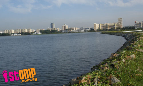 Head to Pandan Reservoir for a relaxing day