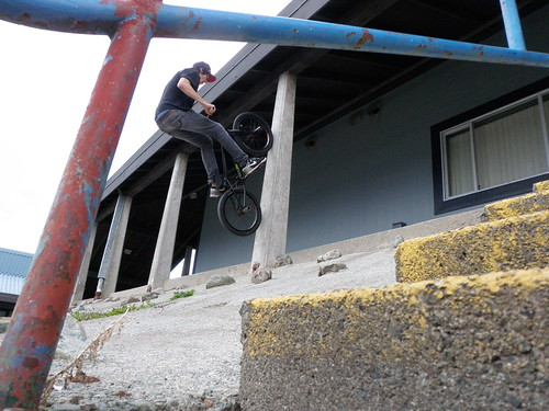 DoubleTire Fakie