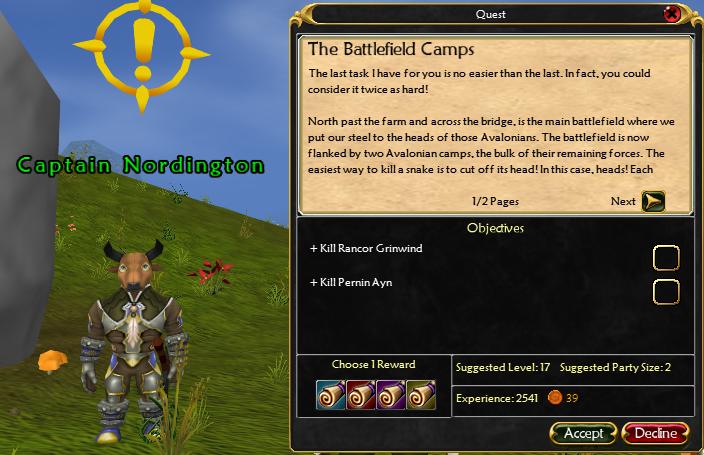 Anglorum / Quest / The Battlefield Camps 4270434253_81f6e7ec61_o