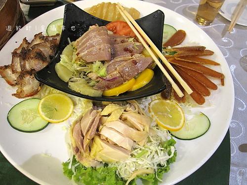 新東南開胃菜式