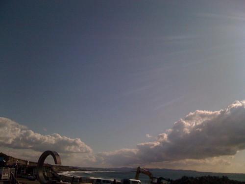 Chigasaki Beach 13/01/2010