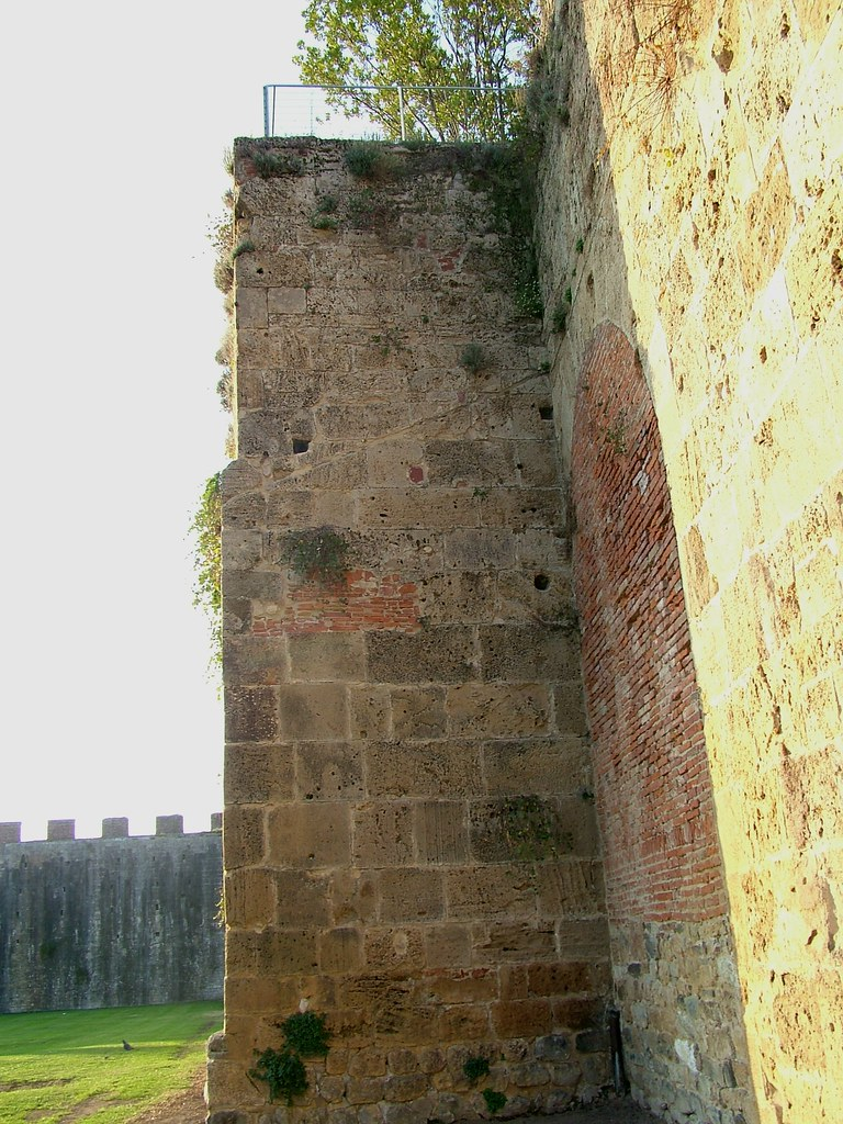 muro di Pisa