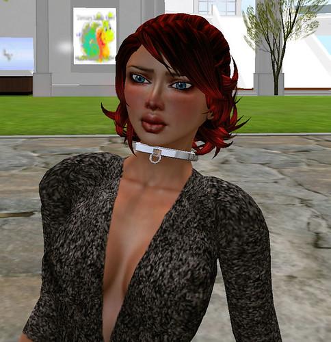 69L Wednesday Audacity Hair Paige Merlot
