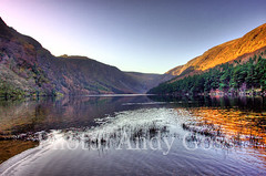 Upper Lake, Glendalough, Ireland (Andy_Goss) Tags: ireland irish lake glendalough wicklow upperlake irishlandscapes vanagram gettyimagesirelandq1
