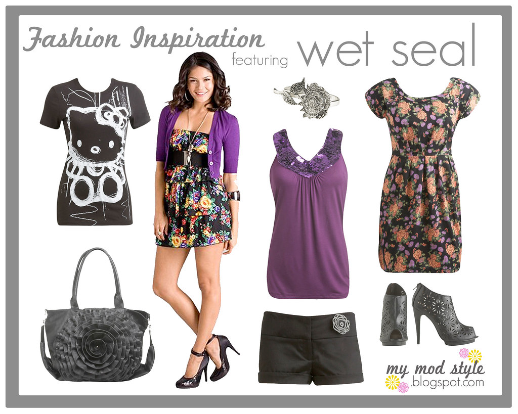 Fashion Inspiration - Wet Seal