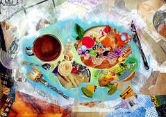 午後の軽食