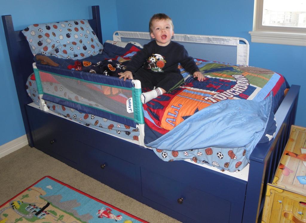 Caden's Bed