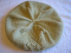 Alpaca Argyle Lace Hat