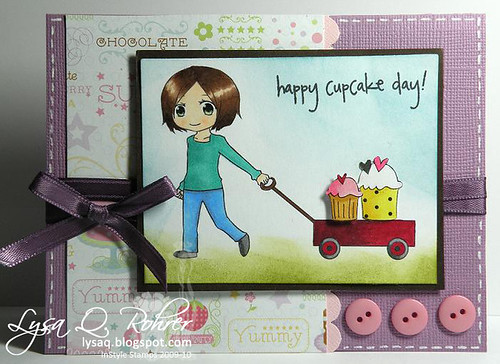 Cupcake Day!
