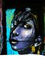 """L'Unité fait la force !         """"     Haïti    """" (Pierre Éthier) Tags: art graffiti montréal montreal amour superstar paix méditation diamondclassphotographer top20blue excellentphotographeraward brilliant~eye~jewel nikond3oo"""