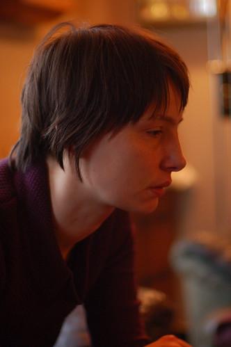 Elke, kerst 2009