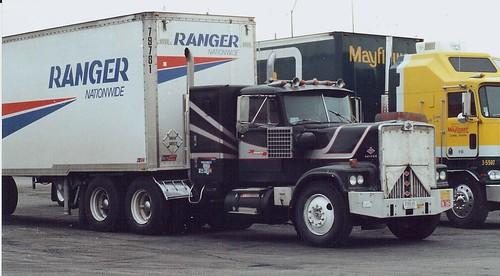 Flickriver: Photoset 'Diamond Reo trucks' by PAcarhauler