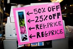 slash prices
