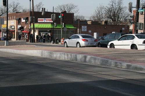 Future Streetcar Stop