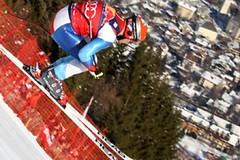 Záhrobská bodovala v obřím slalomu, Cuche ovládl Kitzbühel