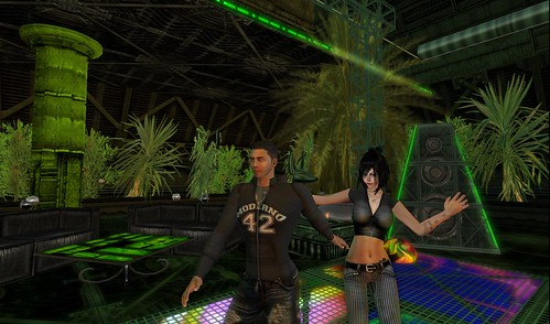xavier, raftwet at angelinium parx party at l'immortel