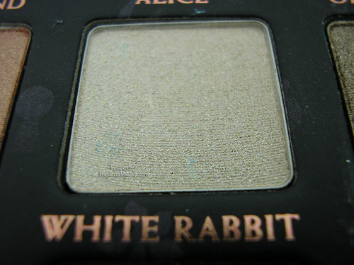 Urban Decay Alice In Wonderland Palette - White Rabbit