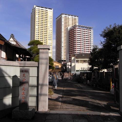 Suwa-dai alley, Yanaka