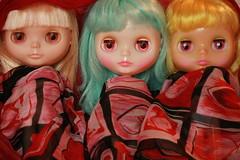 Three Valentine Beauties...