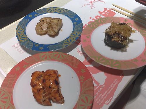 Sagunja sushi train