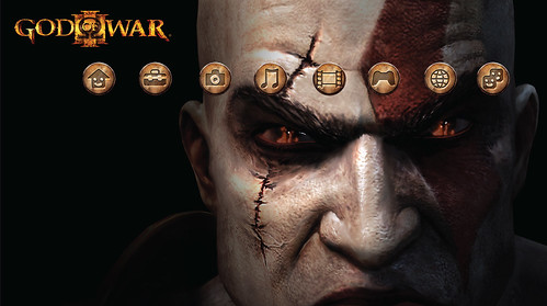 GoW III Dynamic Theme