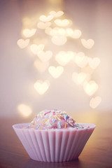 Day 31/365 - Bakeh (KatieSh) Tags: charity pink cake baking bokeh explore cupcake 365 fairycake project365 365days nikond40 camillesappeal miscslideshow