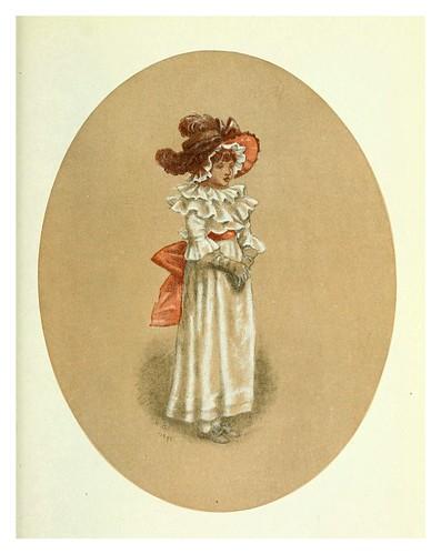 030- Esperando-Kate Greenaway 1905- Marion Spielmann y George Layard