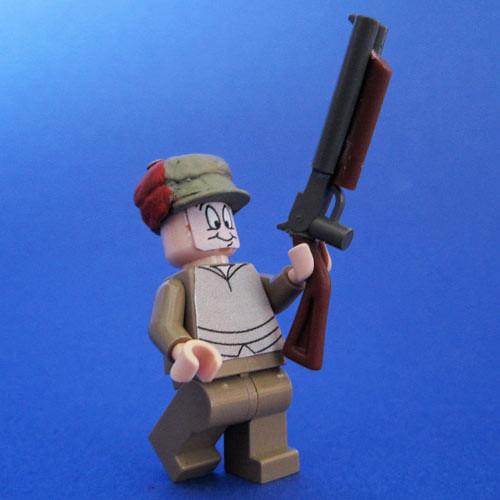 Elmer Fudd custom minifig