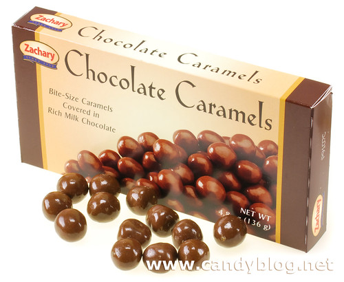 Zachary Chocolate Caramels