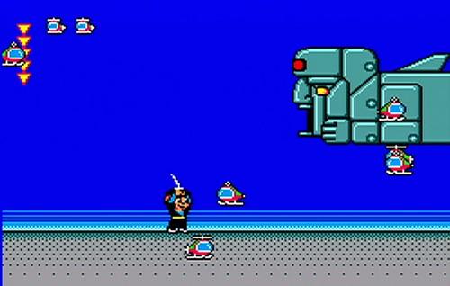 Alex Kidd in Shinobi World (Virtual Console)