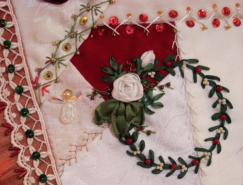 detail wreath
