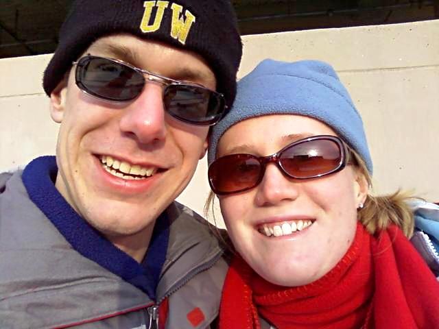 Dave and Sarah